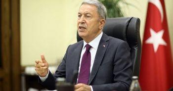 Milli Savunma Bakanı Hulusi Akar: Ermenistan derhal işgal ettiği topraklardan çıkmalıdır