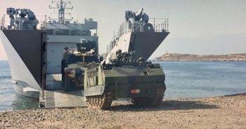 MSB: Amfibi Görev Grup Komutanlığı bağlısı gemiler, Harekâta Hazırlık Eğitimleri icra etti