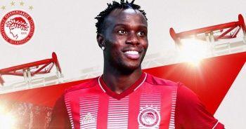 Olympiakos, Portekizli futbolcu Bruma'yı kiralık olarak kadrosuna kattı