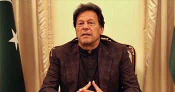 Pakistan Başbakanı Han: Hindistan, Afganistan topraklarını kullanarak Pakistan'ı karıştırabilir