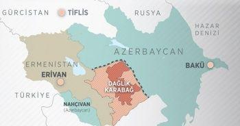 Pakistan ve Azerbaycan, Dağlık Karabağ'ı görüştü