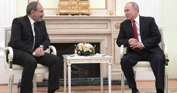 Paşinyan sonunda Putin ile görüşebildi