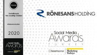 Rönesans Holding'e ödül