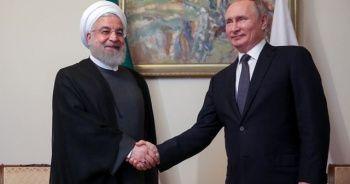 Ruhani ile Putin geçici ateşkesi görüştü