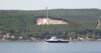 Rus savaş gemileri Akdeniz'e iniyor