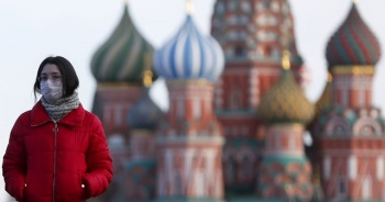 Rusya'da Kovid-19 vakası sayısı 1 milyon 340 bini aştı