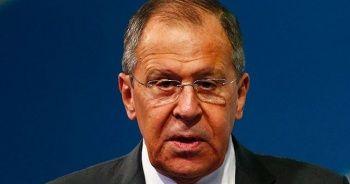 Rusya Dışişleri Bakanı Lavrov'dan Doğu Akdeniz'de 'diyalog' çağrısı