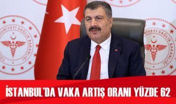 Sağlık Bakanı Koca'dan İstanbul'a uyarılar