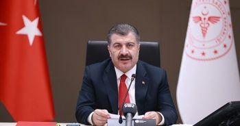 Sağlık Bakanı Koca: İki aşımız insan deneylerine yakın