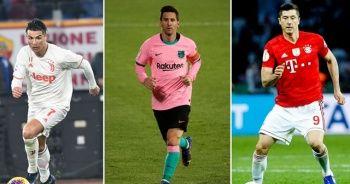 Şampiyonlar Ligi'nde gol krallığı yarışı bu sezon daha heyecanlı geçecek
