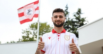 Samsunspor Nadir Çiftçi ile 2 yıllık anlaşma imzaladı