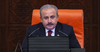 TBMM Başkanı Şentop: Türkiye vatan savunmasında Azerbaycan'ın yanında yer alacaktır