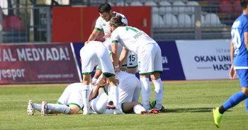 TFF 1. Lig'de en çok gol Bursaspor maçlarında oluyor