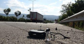 Tır altında kalan üniversite öğrencisi hayatını kaybetti