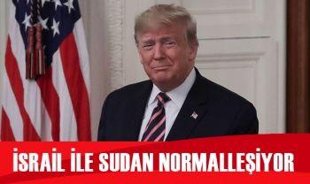 Trump, Sudan-İsrail normalleşme anlaşmasını duyurdu