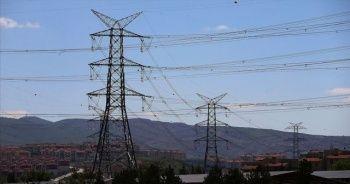 Türkiye'nin elektrik tüketimi eylülde yüzde 8,4 arttı