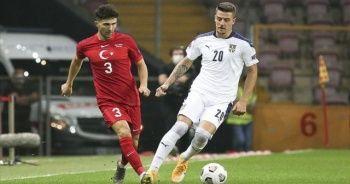 Türkiye Sırbistan ile 2-2 berabere kaldı