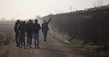 Yunanistan'dan sığınmacılara karşı insanlık dışı yöntem