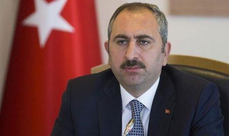 Adalet Bakanı Gül: Bu alçaklığı lanetliyorum