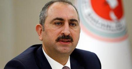 Adalet Bakanı Gül'den Hatay'daki patlamaya ilişkin açıklama