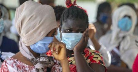 Afrika'da son 24 saatte 9 bin 85 kişide Kovid-19 tespit edildi