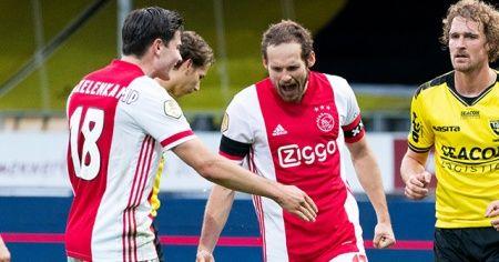 Ajax'tan tarihi fark: 0-13