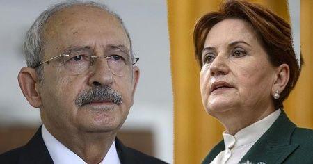 Akşener ve Kılıçdaroğlu İzmir'e gidiyor