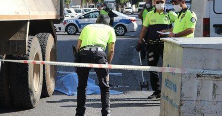 Alanya'da turistin feci ölümü