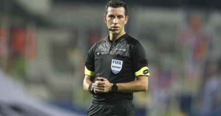 Ali Palabıyık Krasnodar-Chelsea maçını yönetecek