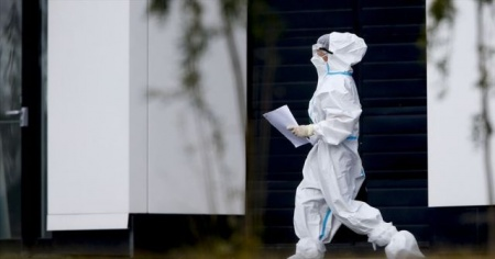 Almanya'da 8 bin 685 yeni vaka tespit edildi