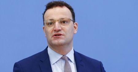 Almanya Sağlık Bakanı, Kovid-19'a yakalandı