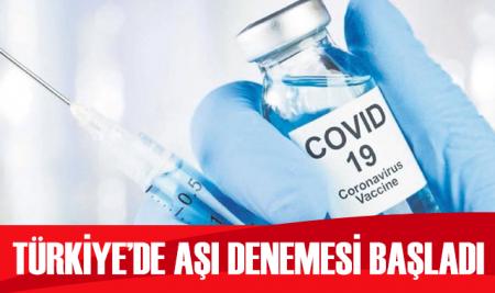 Ankara Üniversitesi'nde ABD-Almanya yapımı Covid-19 aşısı deneniyor