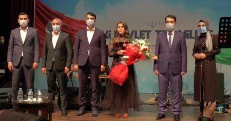 Azerbaycan Devlet Sanatçısı Azerin: Karabağ'da Azerbaycan bayrağını dalgalandıracağız