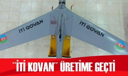 Azerbaycan lisanslı ürettiği kamikaze İHA'ya 'İti Kovan' ismini verdi