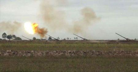 Azerbaycan ordusu, çok sayıda Ermenistan askerini etkisiz hale getirdi