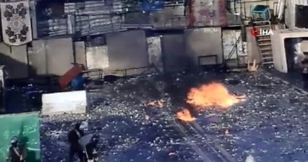 Bağdat'taki protestolarda 1 kişi hayatını kaybetti