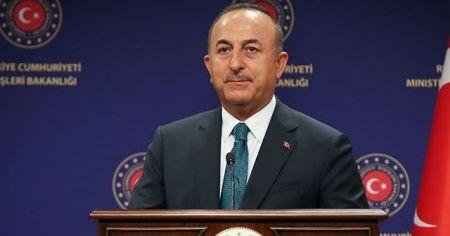 Bakan Çavuşoğlu, BM'nin kuruluşunun 75. yılını kutladı