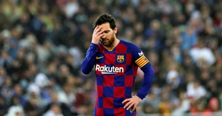 Barcelona'da Messi krizi istifa getirdi