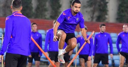 Başakşehir, PSG maçı hazırlıklarına başladı