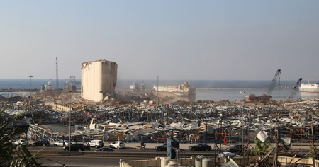 Beyrut Limanı'ndaki patlamada yeni gelişme