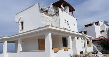 Bodrum'da kaçak yapılaşmayla mücadele