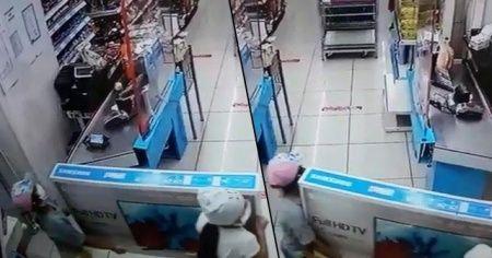 Boylarından büyük hırsızlık