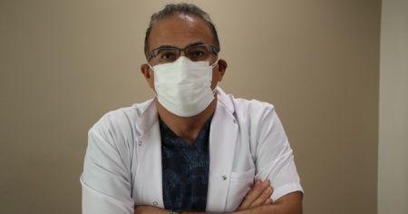 Covid-19'u yenen doktor 'maske' ve 'karantina' uyarısı yaptı