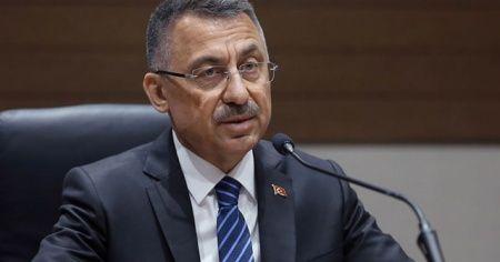 Cumhurbaşkanı Yardımcısı Oktay'dan Hatay'daki terör eylemiyle ilgili paylaşım
