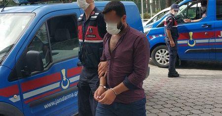 DEAŞ'tan gözaltına alınan yabancı uyruklu şahıs adliyeye sevk edildi