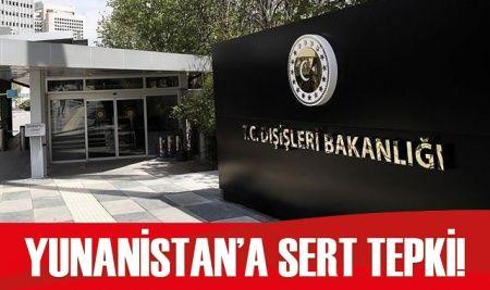 """Dışişleri Bakanlığı: """"Oruç Reis'in araştırmaları hukuk temelinde ve kıta sahanlığı dahilindedir"""""""