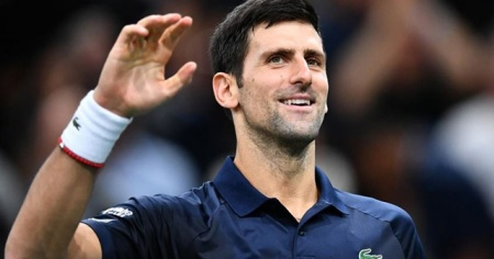 Djokovic Fransa Açık'ta üçüncü turda