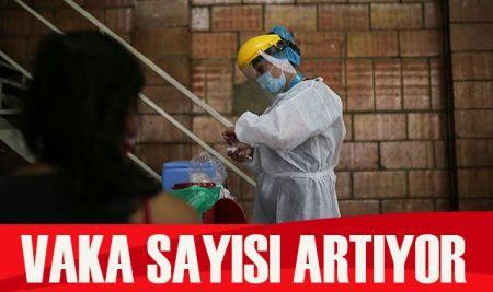 Dünya genelinde Kovid-19 tespit edilen kişi sayısı 41 milyon 494 bini aştı