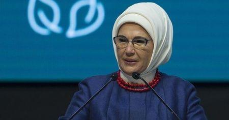 Emine Erdoğan: Maskeler virüse karşı en etkili ve hatta tek silahımız