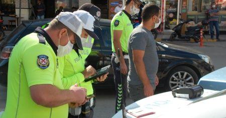 Emniyet kemersiz sürücülere ve modifiyeli araçlara ceza yağdı